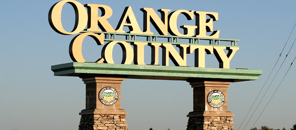 Orange County Government Rules